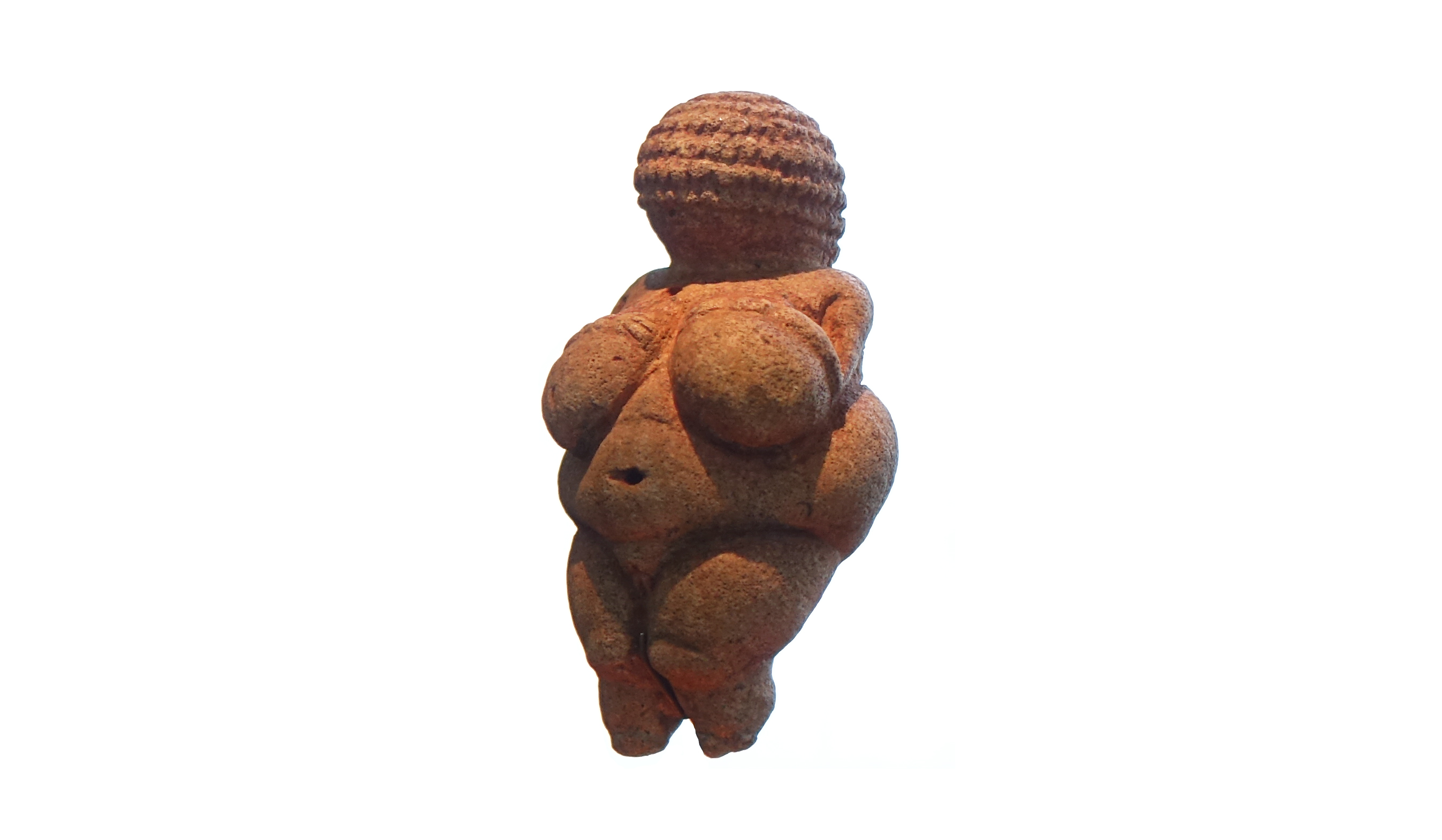 Venus of Willendorf, c. 28,000-25,000 BCE